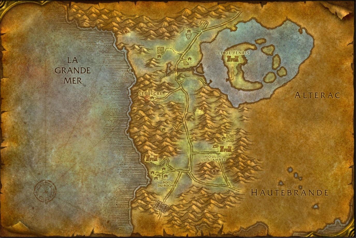 Les îles de l'Aube