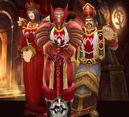 Scarlet crusade