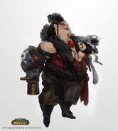 Reine pirate