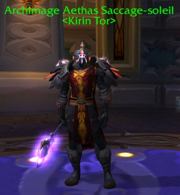Aethas Saccage-Soleil