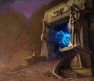 The Dark Portal by Brian Huang