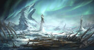 Dragonblight Art Peter Lee 1