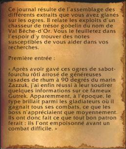 Journal de Bêche-d'Or