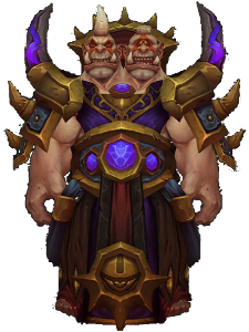 Imperator Mar'gok (Warlords of Draenor)