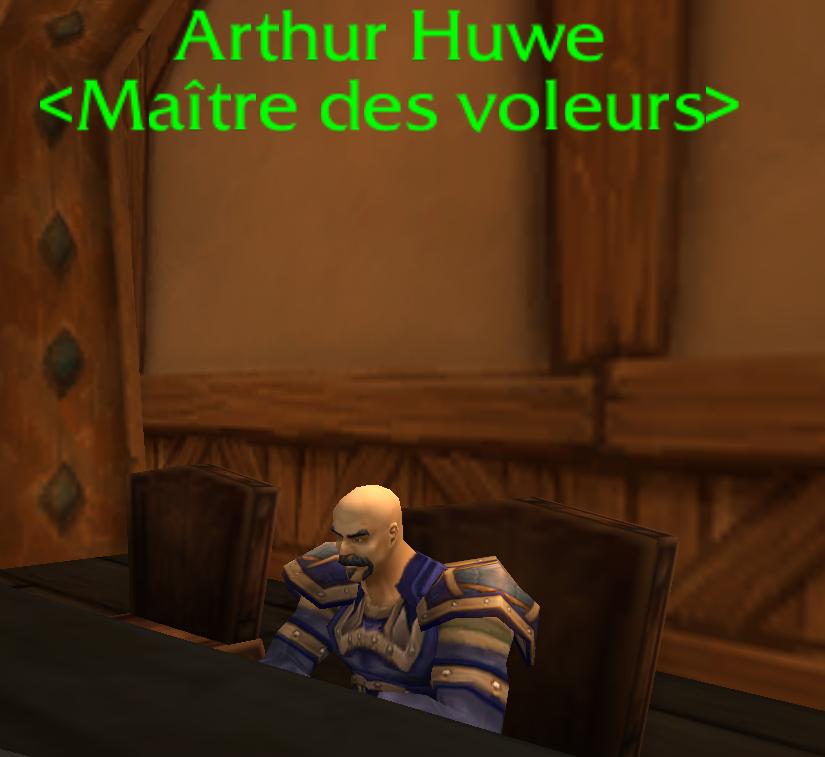 Arthur Huwe