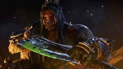 World of Warcraft Warlords of Draenor Cinematic-Trailer