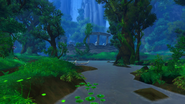 WoW Legion Валь'шара Скриншот 1