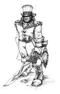 Ворген (человеческая форма)