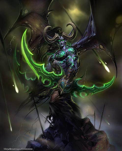 Chasseur de démons (Classe jouable)