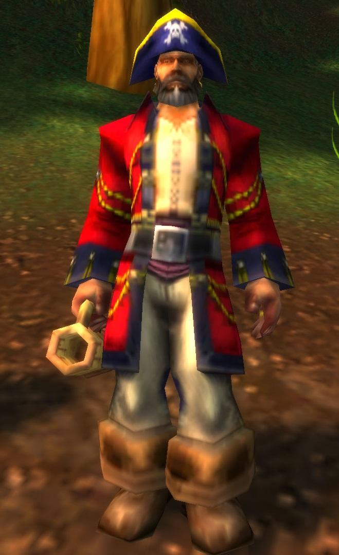 Capitaine Edward Hanes