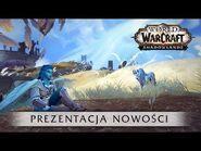 World of Warcraft- Shadowlands - Prezentacja nowości (napisy PL)