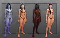 SL Void Elf customization female