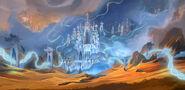 World of Warcraft Shadowlands Художественная работа 1