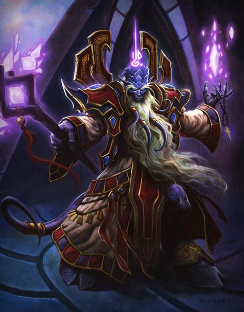 Velen (Warlords of Draenor)