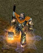 Gavinrad le néfaste modèle Warcraft 3 Reign of Chaos