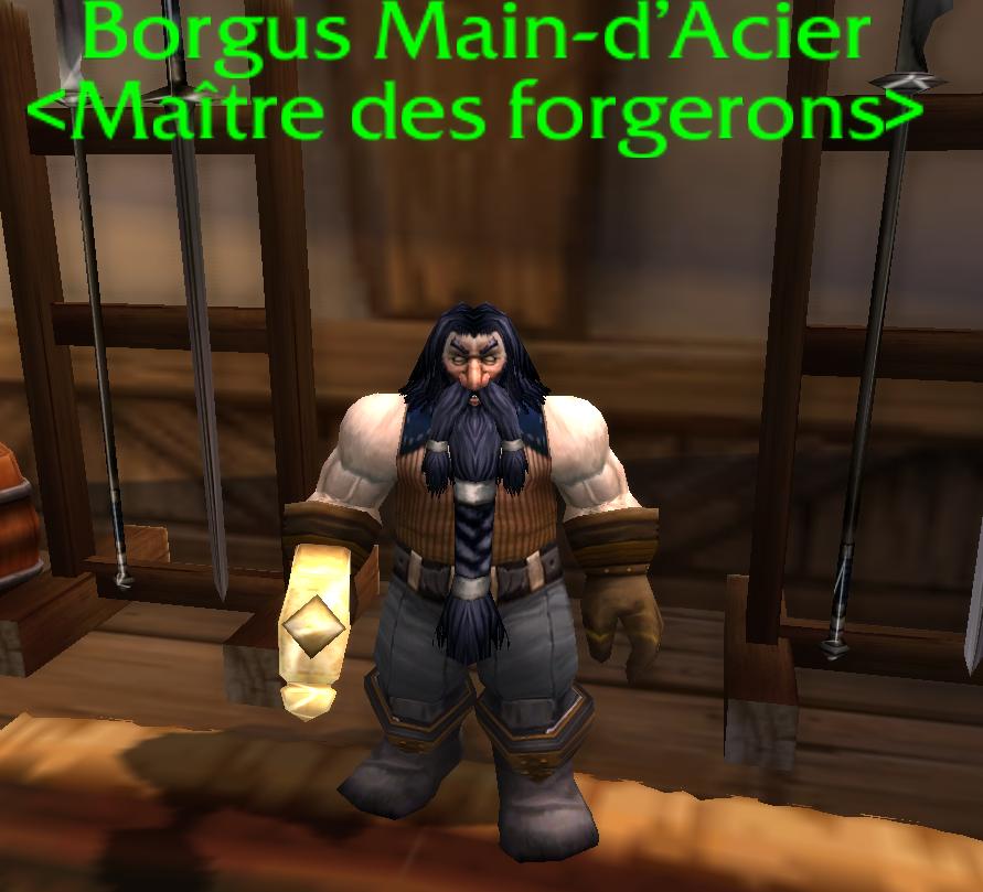 Borgus Main-d'Acier