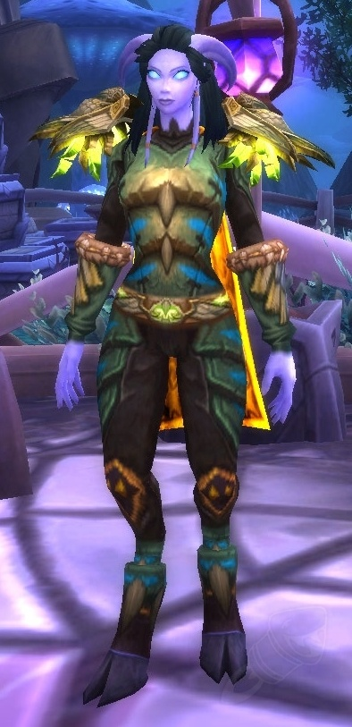 Naïelle (Warlords of Draenor)