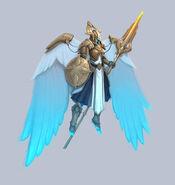 World of Warcraft Shadowlands Художественная работа 9