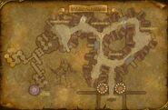 Stratholme carte -Grande porte