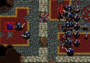 Medivh's death in Warcraft I