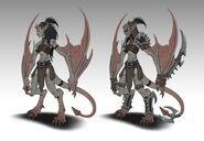 World of Warcraft Shadowlands Художественная работа 12