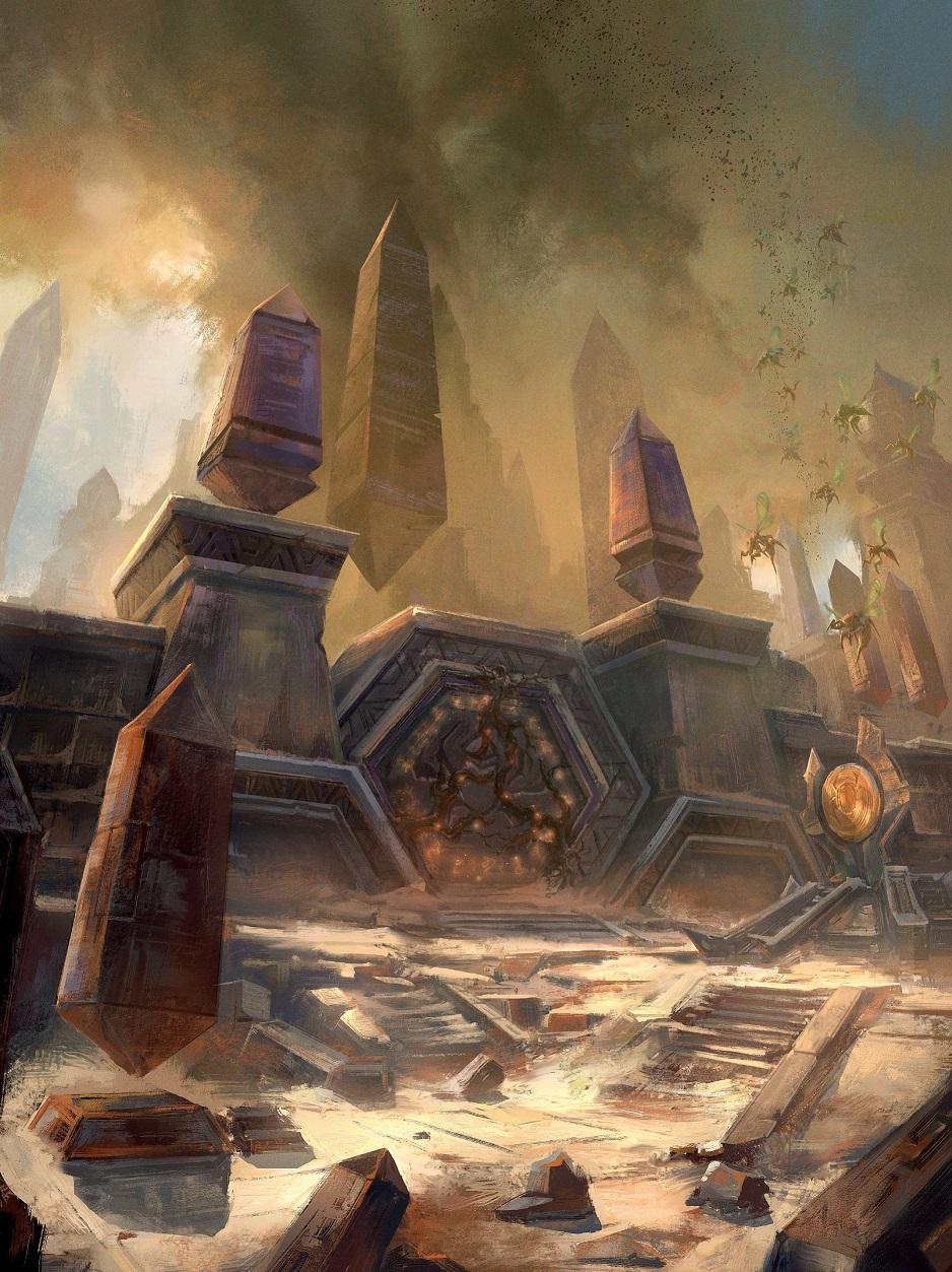 Ahn'Qiraj : le royaume Déchu