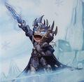 Snow Fight Arthas