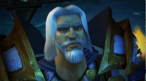 WARNING SPOILER!! - Fall of the Lich King - World of Warcraft