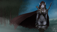 Wow sylvanas windrunner by littlemissaiko