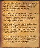 Héritage de Leyota 5