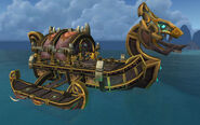 Isle of Giants mogu ship