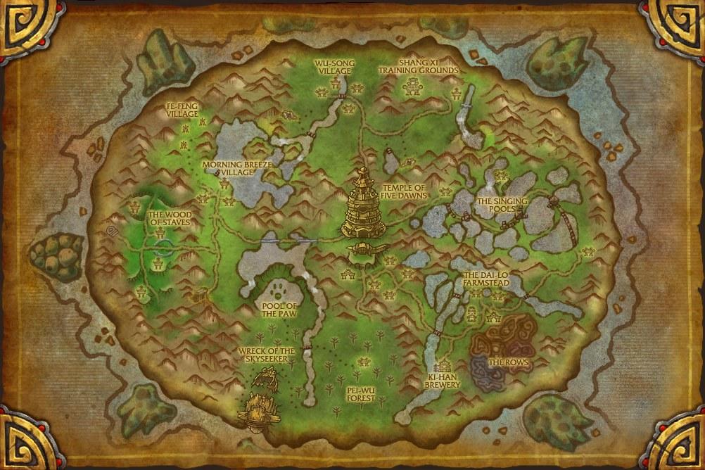 Wandering Isle