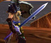Dalaran Sword