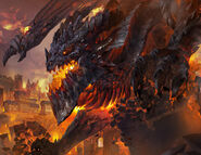 Deathwing, the Destroyer TCG