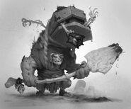 World of Warcraft Shadowlands Художественная работа 11