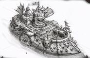 Iron Horde ship
