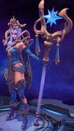 Whitemane HotS Celestial Empress