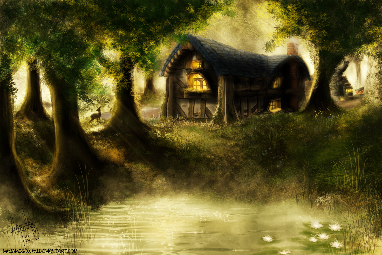Forêt d'Elwynn