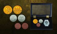 Alliance coins