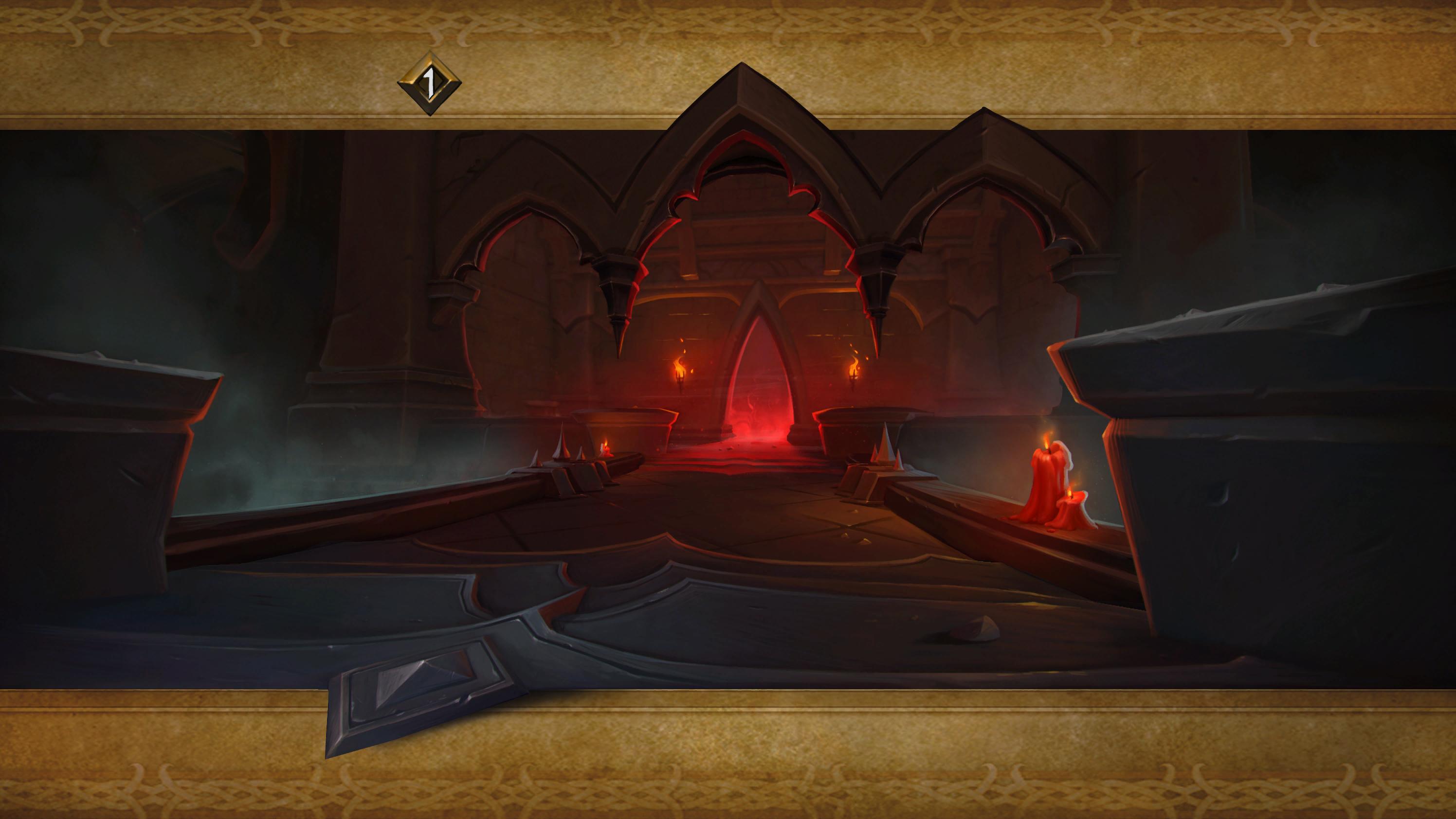 Кровавые катакомбы (подземелье)