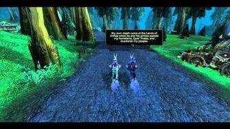 "Forsaken Quest, Silverpine Forest - ""Lordaeron"""