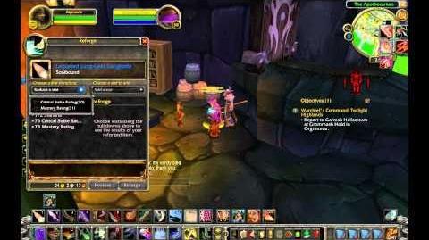 Reforging Thaumaturgy HD - World of Warcraft Cataclysm