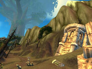 Sted Mount Hyjal