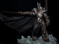 Lich King Arthas Action Figure