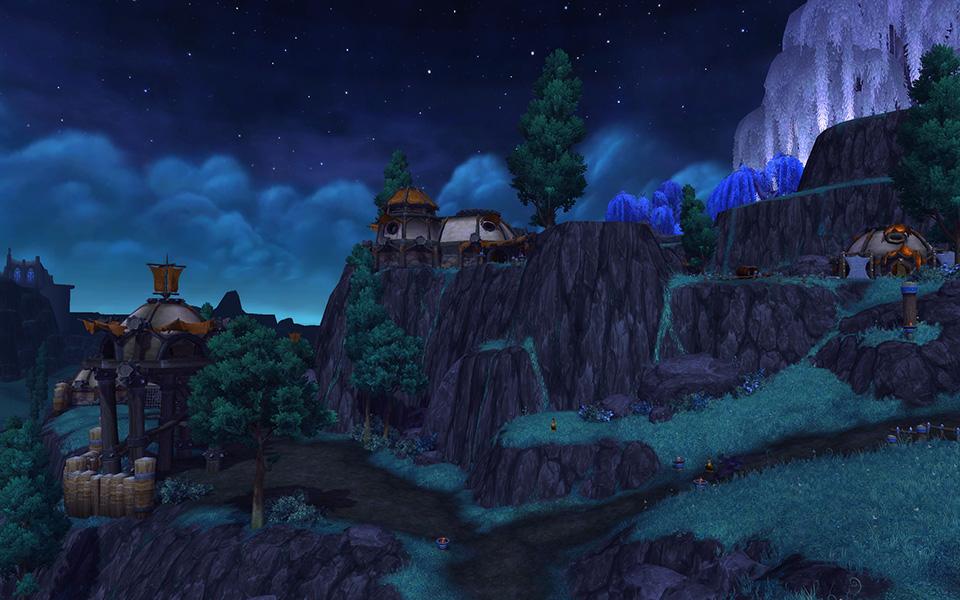 Долина Призрачной Луны (Warlords of Draenor)