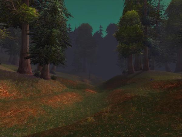 Тирисфальские леса
