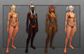 SL Blood Elf customization female