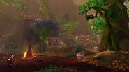 WoW Legion Валь'шара Скриншот 14