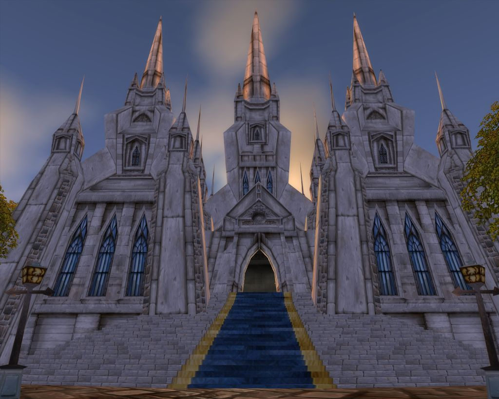 Cathédrale de la Lumière