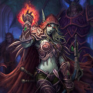 Sylvanas Artwork